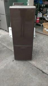 パナソニック167L 2011年冷蔵庫 です。買取ました!