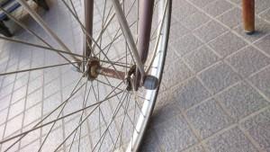 Panasonic電動アシスト自転車2012(推測)サビあり s