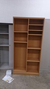 書庫、書棚、本棚、ショーケース、台、椅子など i2