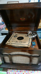 REDWING 蓄音機