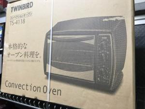 コンベクションオーブン 2015年未使用品 m